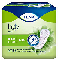 Прокладки TENA Lady Mini (10 шт.)