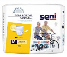 Поглинаючі труси Seni Active Normal Medium в талії 80-110 см (10 од. 4293b70b1210a