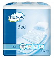 Пелюшки TENA Bed plus 90x60 см (35 од.)