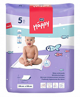 Пелюшки Bella Baby Happy 60x60 см (5 од.)