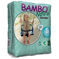 Трусики-підгузки Bambo Nature Pants Junior 5 (12-20 кг) 20 шт.