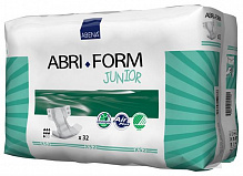 Підгузники ABRI-FORM Premium Junior XS2 в талії 50-60 см (32 од.)